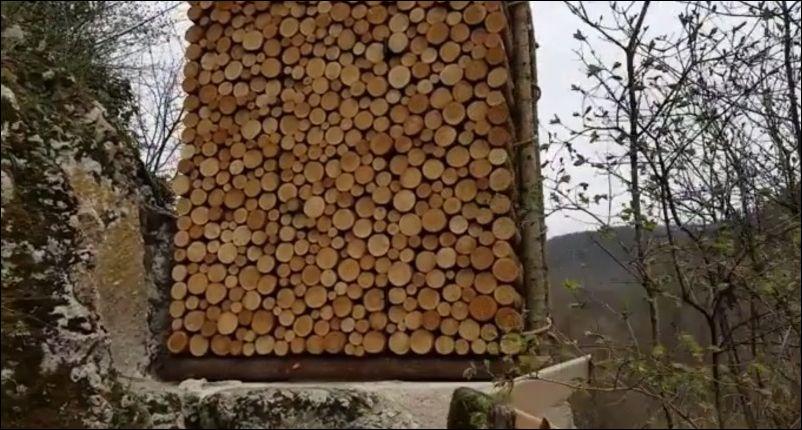 Я в дрова