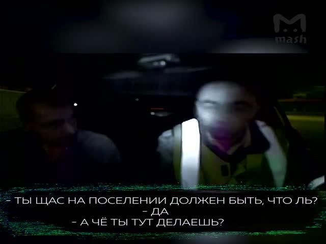 В Волгоградской области заключенный сбежал из колонии к некрасивой девушке
