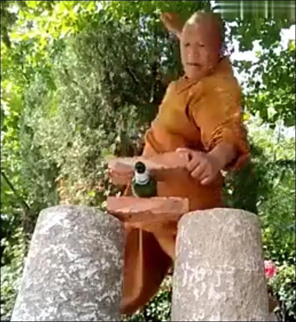 Монах-уничтожитель