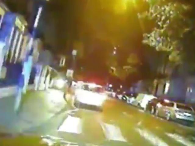В Великобритании полиции разрешили таранить преступников на мотоциклах