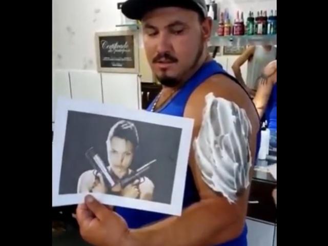 Как рождаются татуировки-шедевры
