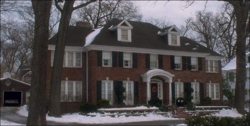 Моменты из фильма Один дома 25 лет спустя в рекламе Google