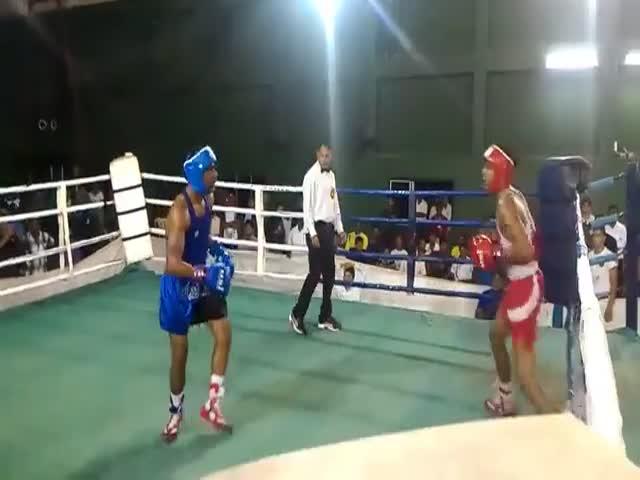 Боксерский