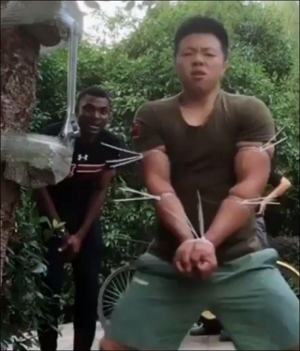Железный азиат, которого не остановить