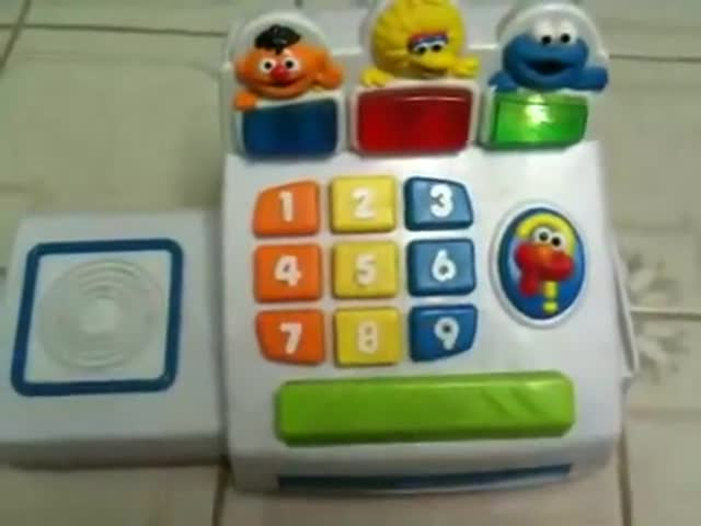 Как звучит цифра 9 на детском телефоне