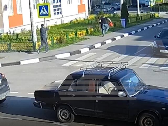 В Балашихе неуклюжий киллер попытался застрелить местного бизнесмена