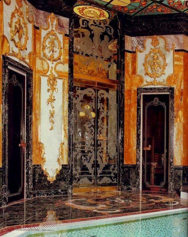 копия екатерининского дворца в вырице фото ижс садовых товариществах