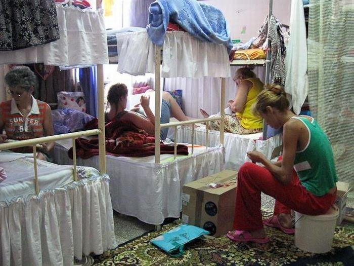 Женские тюрьма картинка