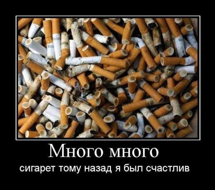 закате демотиваторы о табаке горный японский