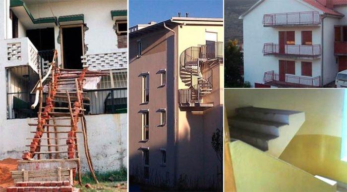 Маразмы на стройке (63 фото)