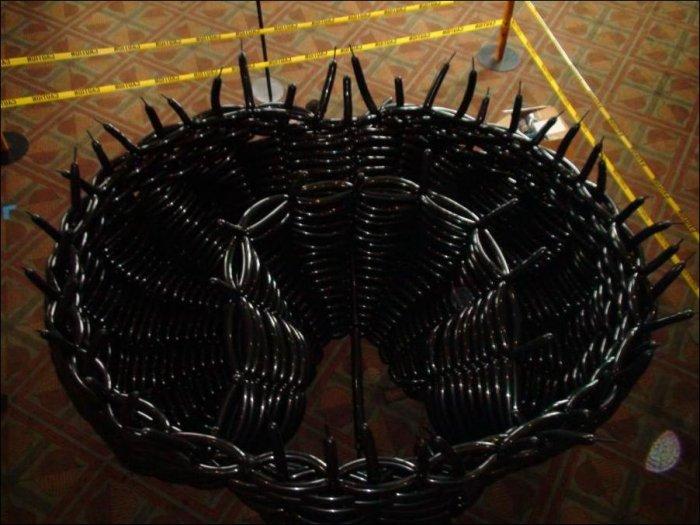 Воздушный паук (8 фото)