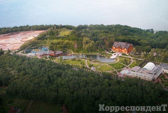 Дом президента Украины (30 фото + текст)
