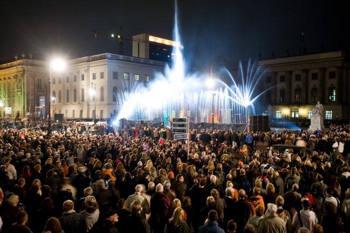 Берлинский фестиваль света 2011 (54 фото)