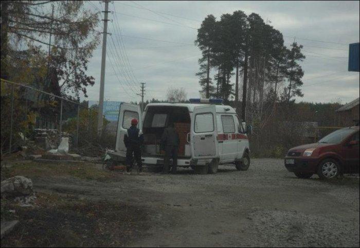 Скорая помощь (4 фото)