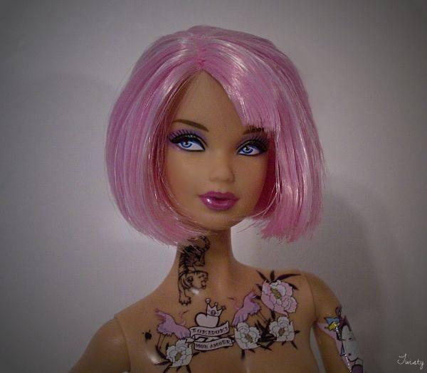 Новая модель куклы Барби (9 фото)