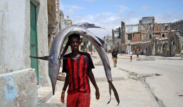 Рыбалка с Сомали (30 фото)