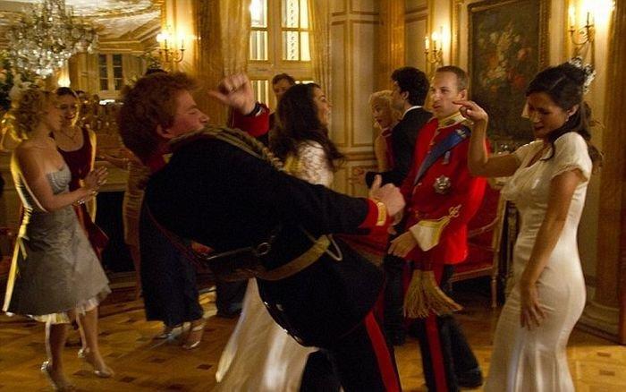 За кулисами на королевской свадьбе (7 фото)