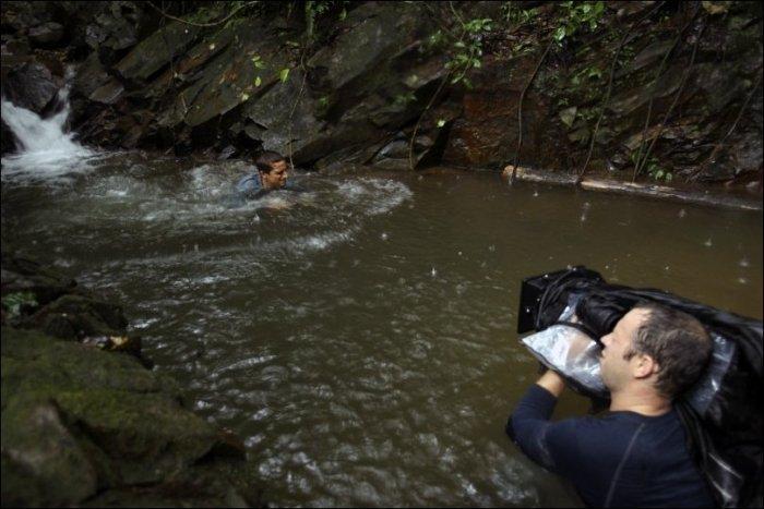 Как снимали программу Выжить любой ценой (20 фото)