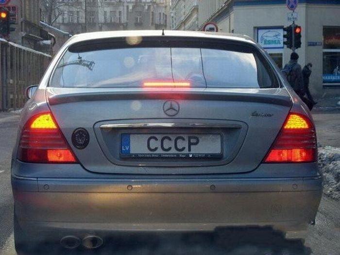 Номера русских заграницей (35 фото)
