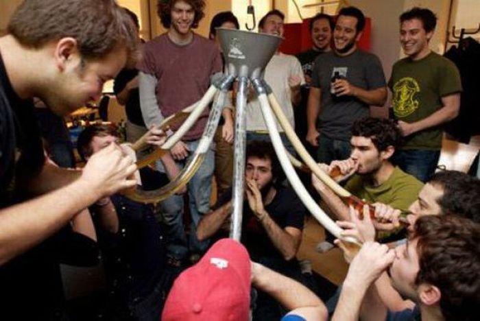 Отдых студентов США (45 фото)