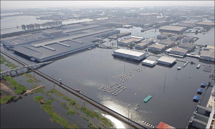 После наводнения (3 фото)