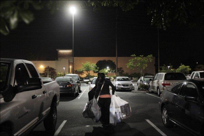 Черная пятница в США (24 фото)