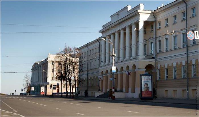 Нижний Новгород раньше и сейчас (81 фото)