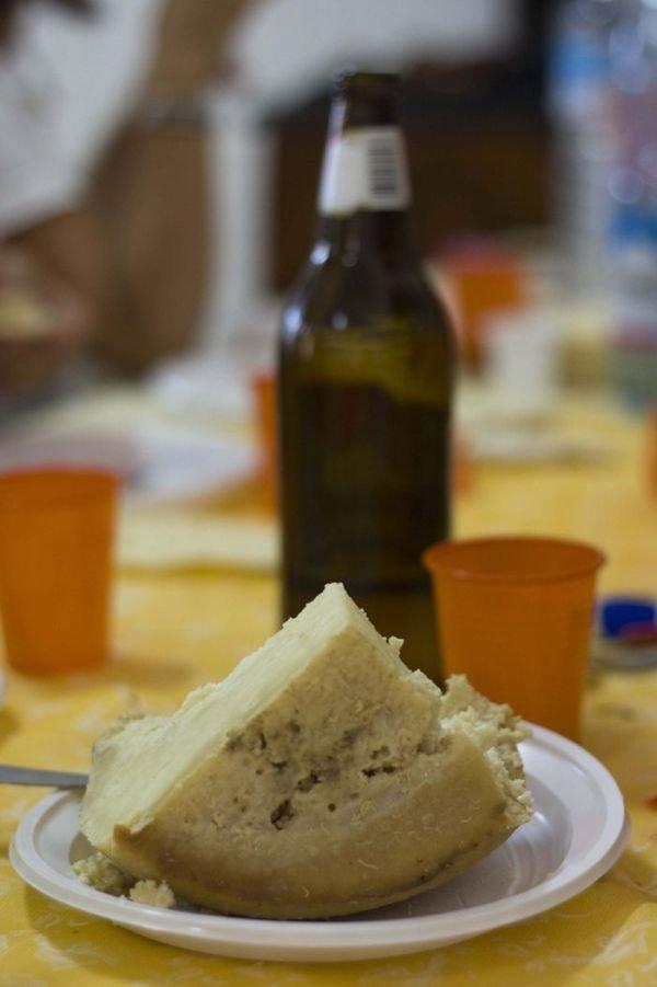 Самый вкусный сыр (10 фото)