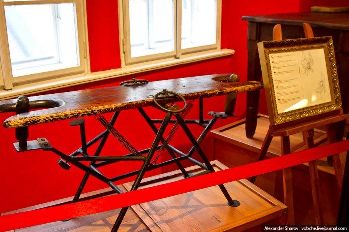 Музей секс-приспособлений в Праге (29 фото)