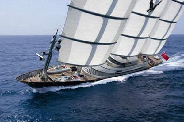 Яхта Мальтийский сокол (22 фото)