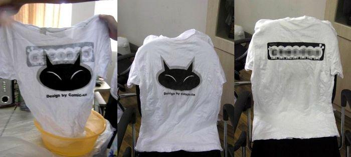 Креативная футболка (11 фото)