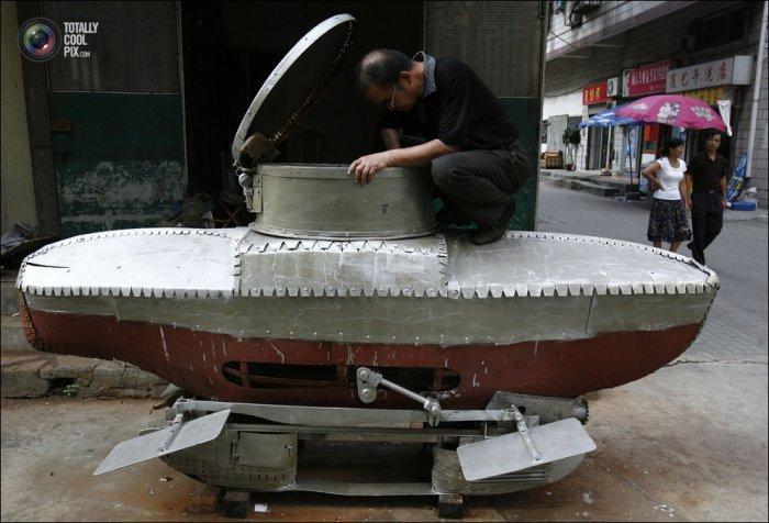 Китайские Кулибины (16 фото + текст)