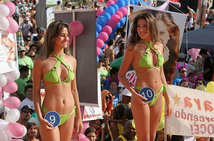 Конкурс красоты в Бразилии (40 фото)