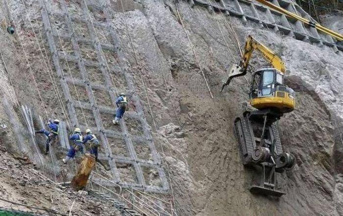 Осторожные рабочие (34 фото)