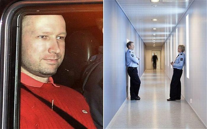 Тюрьма для террориста (12 фото)