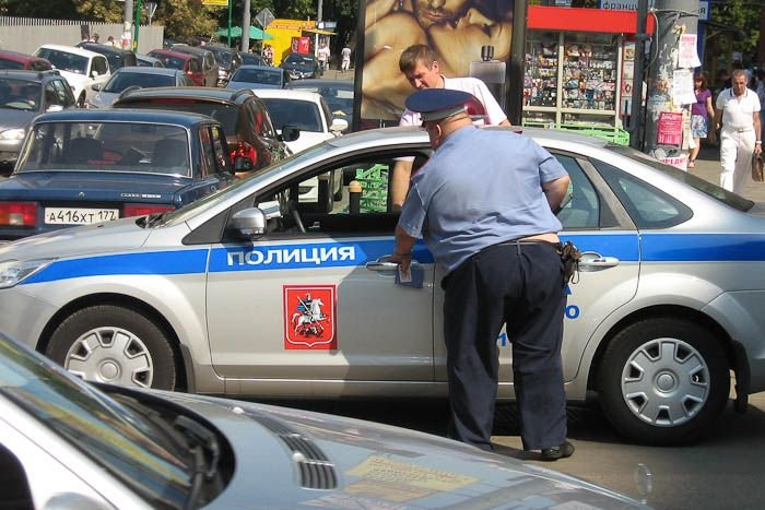 Полиция России (4 фото)