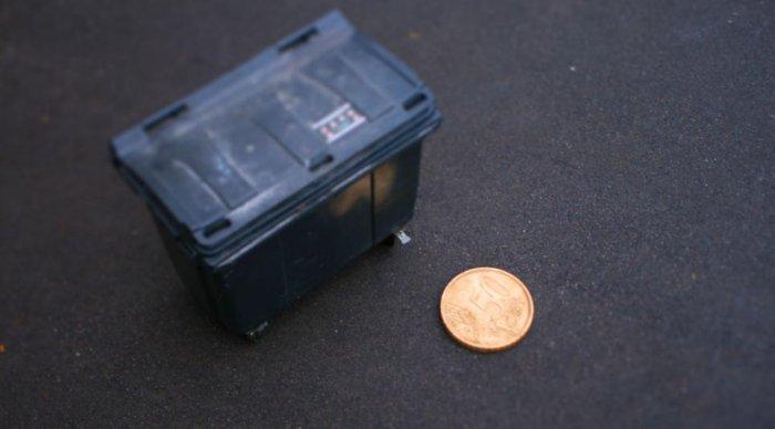 Модельки в миниатюре (4 фото)