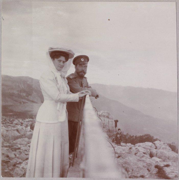 Фотографии из архива Романовых (22 фото)