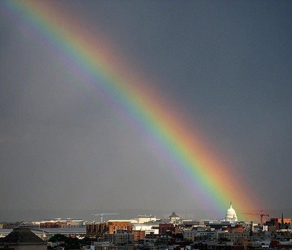 Где заканчивается радуга (25 фото)