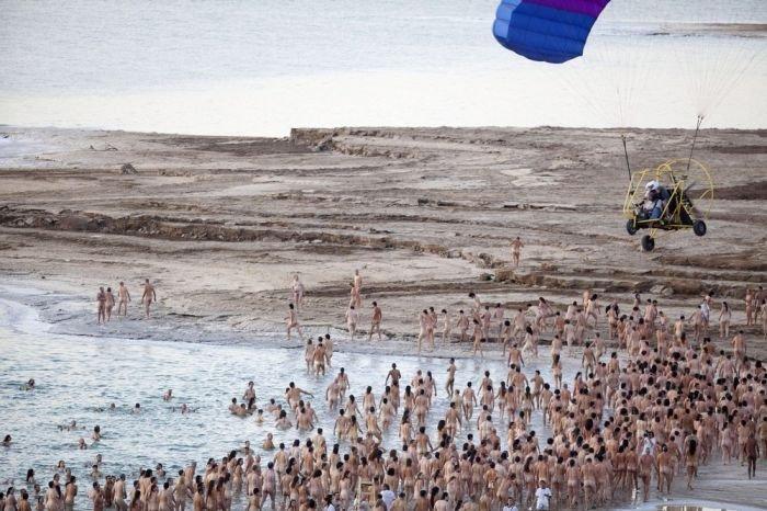 Спенсер Туник на Мертвом море (9 фото)