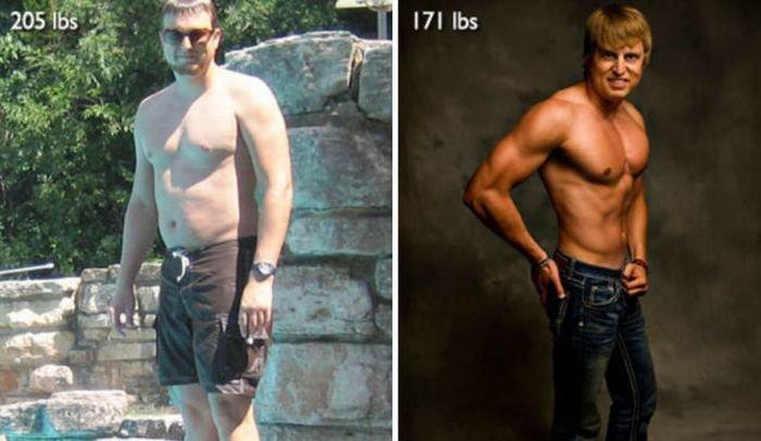 Люди, изменившие себя (55 фото)