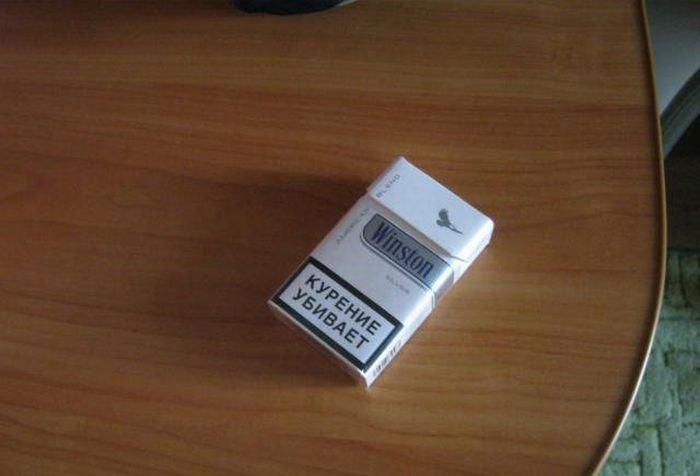 Оригинальные сигареты (6 фото)