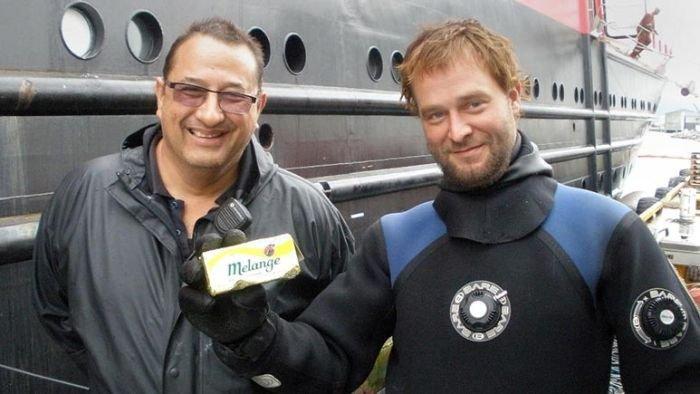 Спасение судна Nordlys (4 фото)