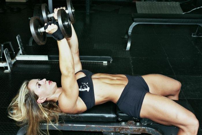 Спортивные девушки (29 фото)