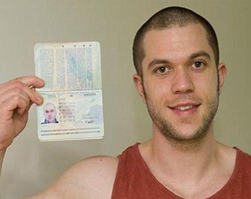 Как не забыть паспорт (2 фото)