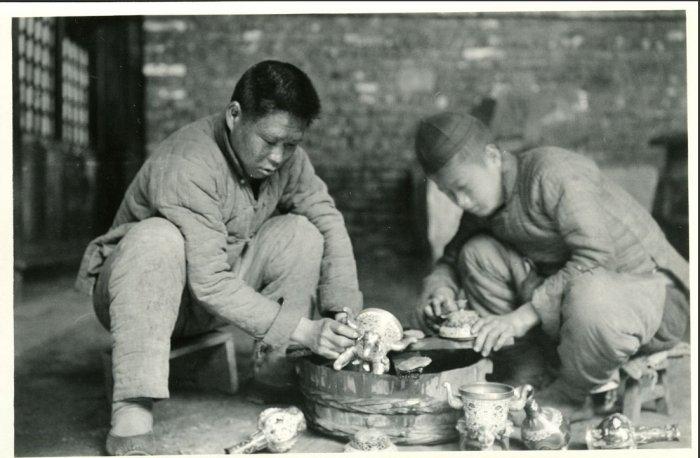 Китай в начале 20-го века (18 фото)