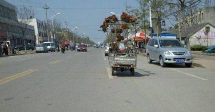 Транспорт по-китайски (3 фото)