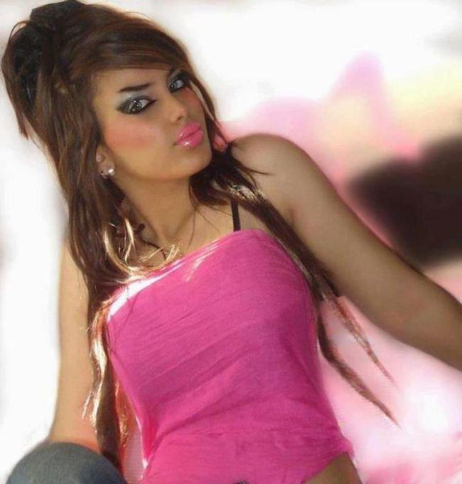 Гламурные иранки (84 фото)