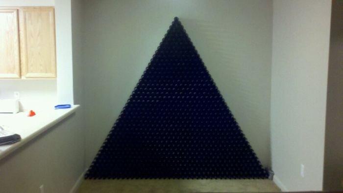 Пирамида (3 фото)