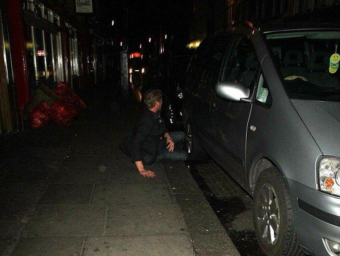 Пьяный Шон Бин (13 фото)